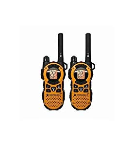 Motorola MT350R FRS Weatherproof Two-Way 35-mile Radio Pack