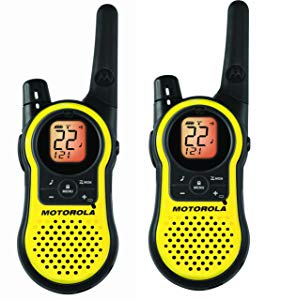 Motorola MH230R 23-mile Range 22-channel FRS/GMRS Two Way Radio