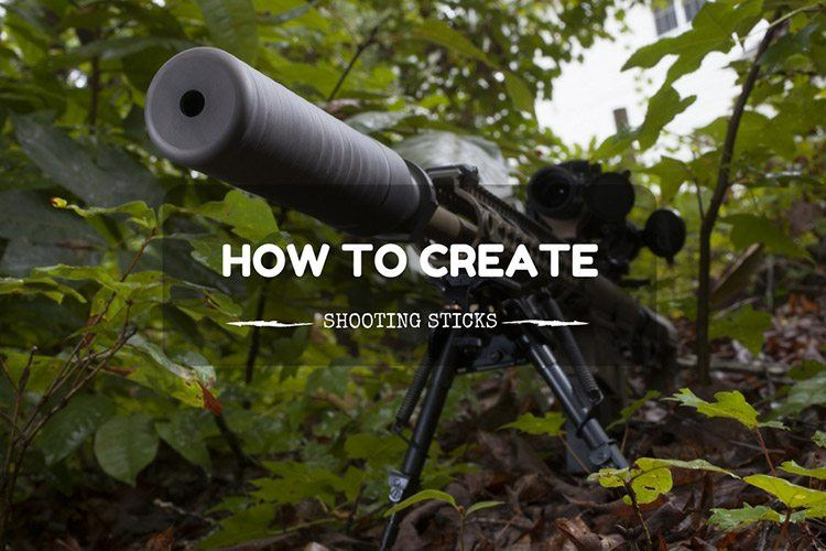How to Create the Shooting Sticks