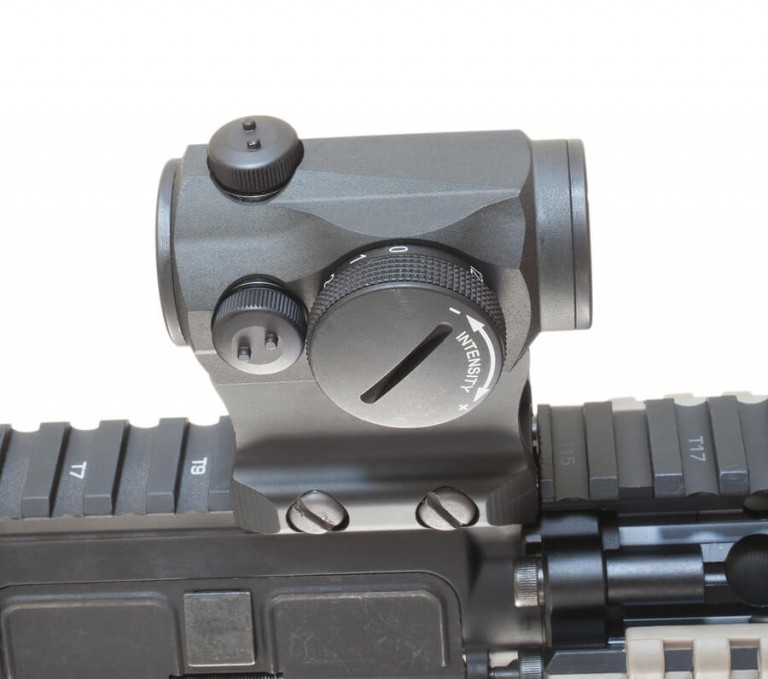 Mount A Red Dot Sight